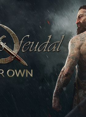 Life is Feudal: Your Own Key Art