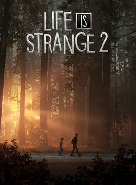 Life is Strange 2 Key Art