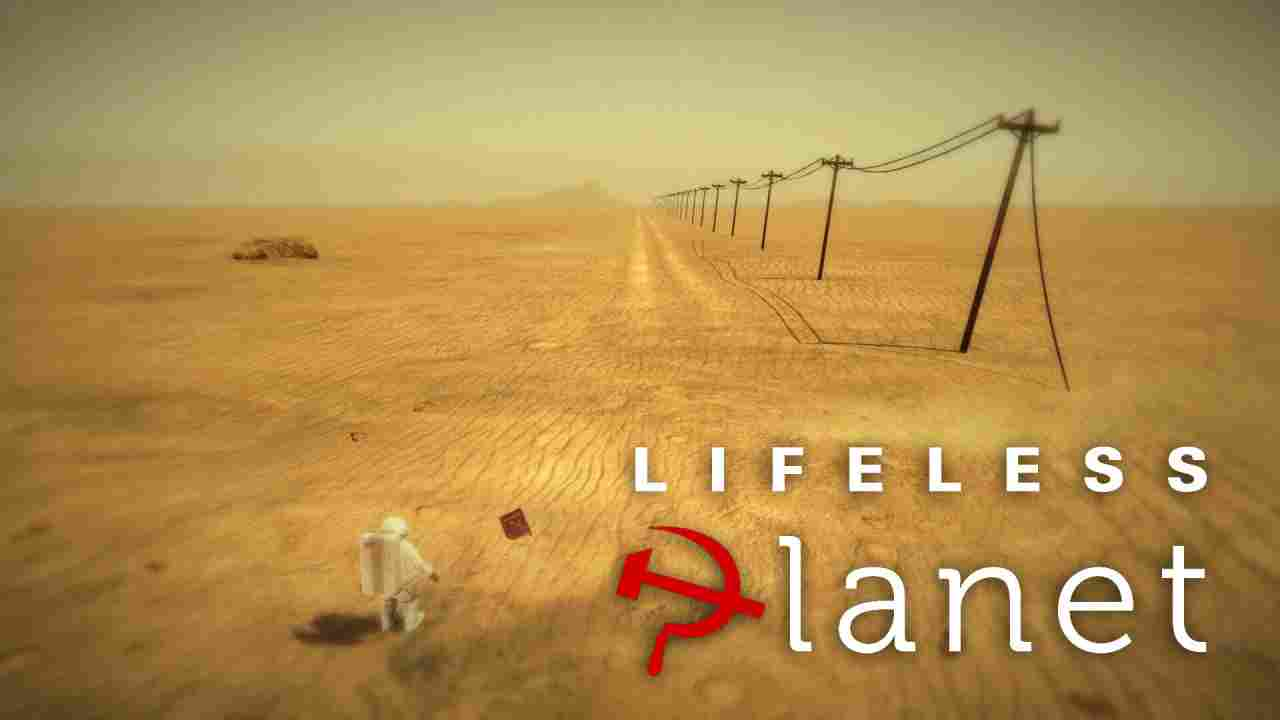 Lifeless Planet Thumbnail