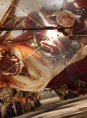 Lightning Returns: Final Fantasy 13 Key Art
