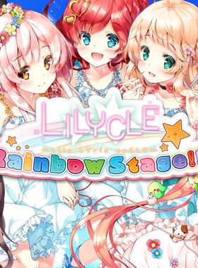 Lilycle Rainbow Stage!!! Key Art