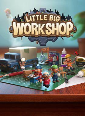 Little Big Workshop Key Art