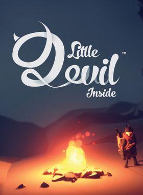 Little Devil Inside Key Art