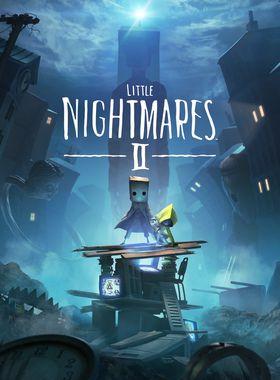 Little Nightmares 2 Key Art