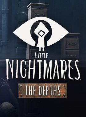 Little Nightmares - The Depths Key Art