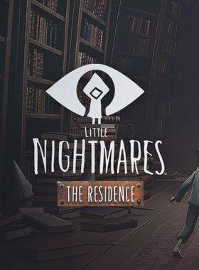Little Nightmares - The Residence Key Art