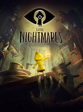 Little Nightmares Key Art