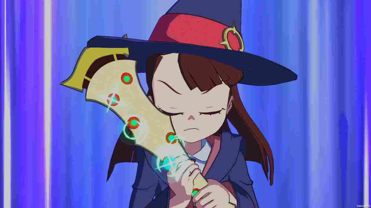 Little Witch Academia: Chamber of Time Thumbnail