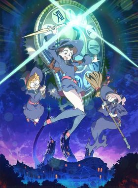 Little Witch Academia: Chamber of Time Key Art