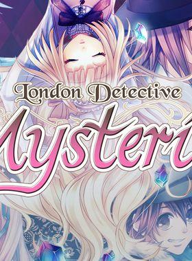 London Detective Mysteria Key Art