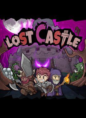 Lost Castle Key Art