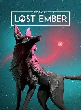 Lost Ember Key Art