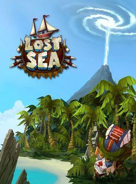 Lost Sea Key Art