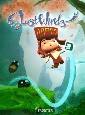 LostWinds Key Art