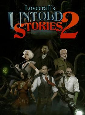Lovecraft's Untold Stories 2 Key Art