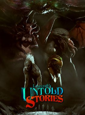 Lovecraft's Untold Stories Key Art