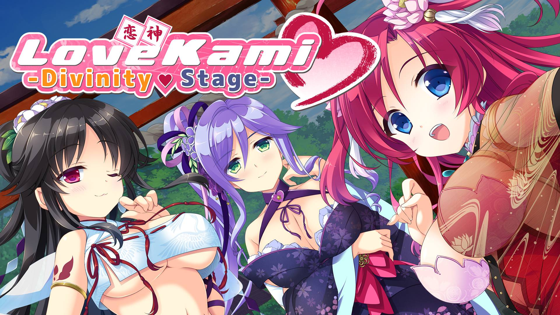 LoveKami: Divinity Stage Video