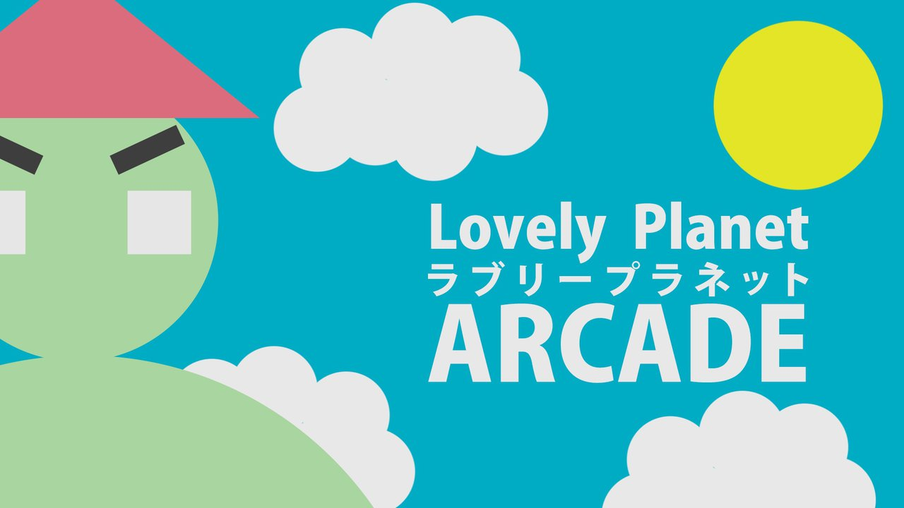 Lovely Planet Arcade Thumbnail
