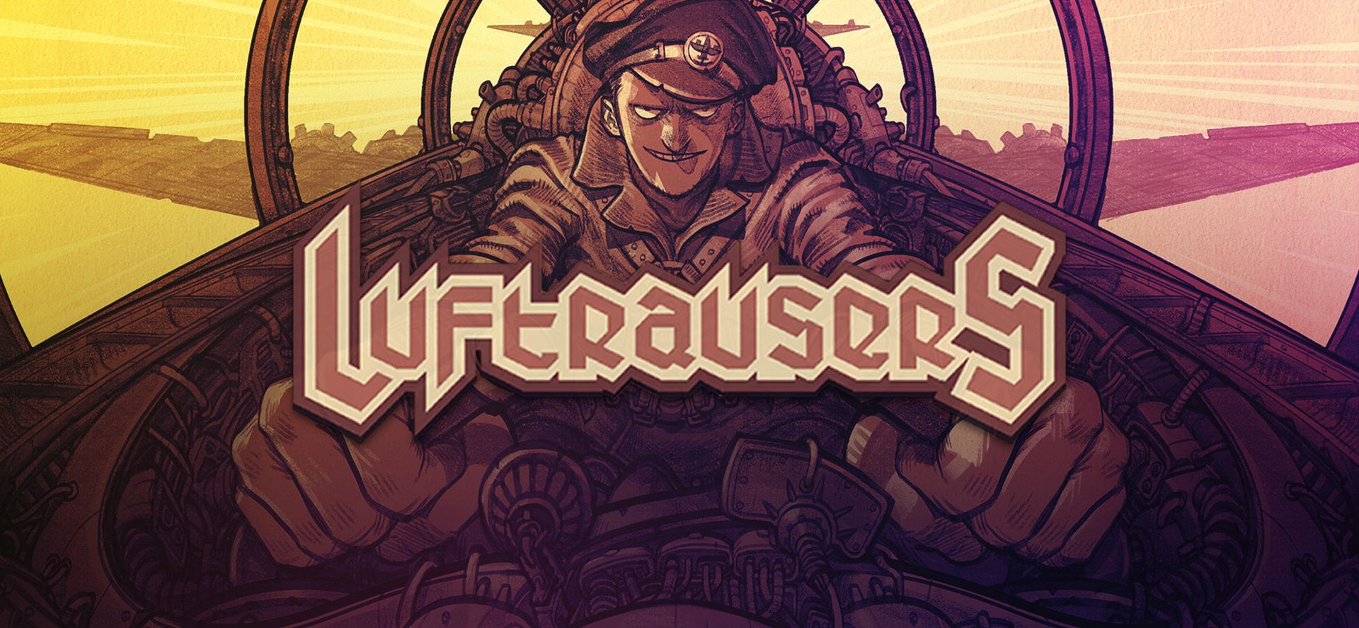 Luftrausers Video