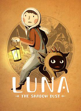 Luna The Shadow Dust Key Art