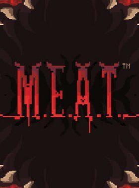 M.E.A.T. RPG Key Art
