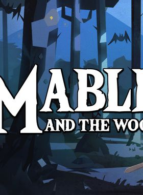 Mable & The Wood Key Art