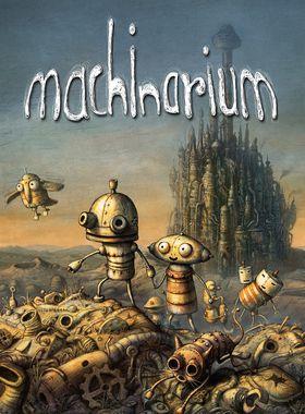 Machinarium Key Art