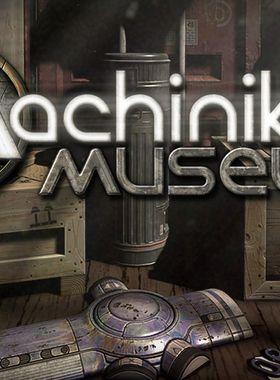 Machinika Museum Key Art