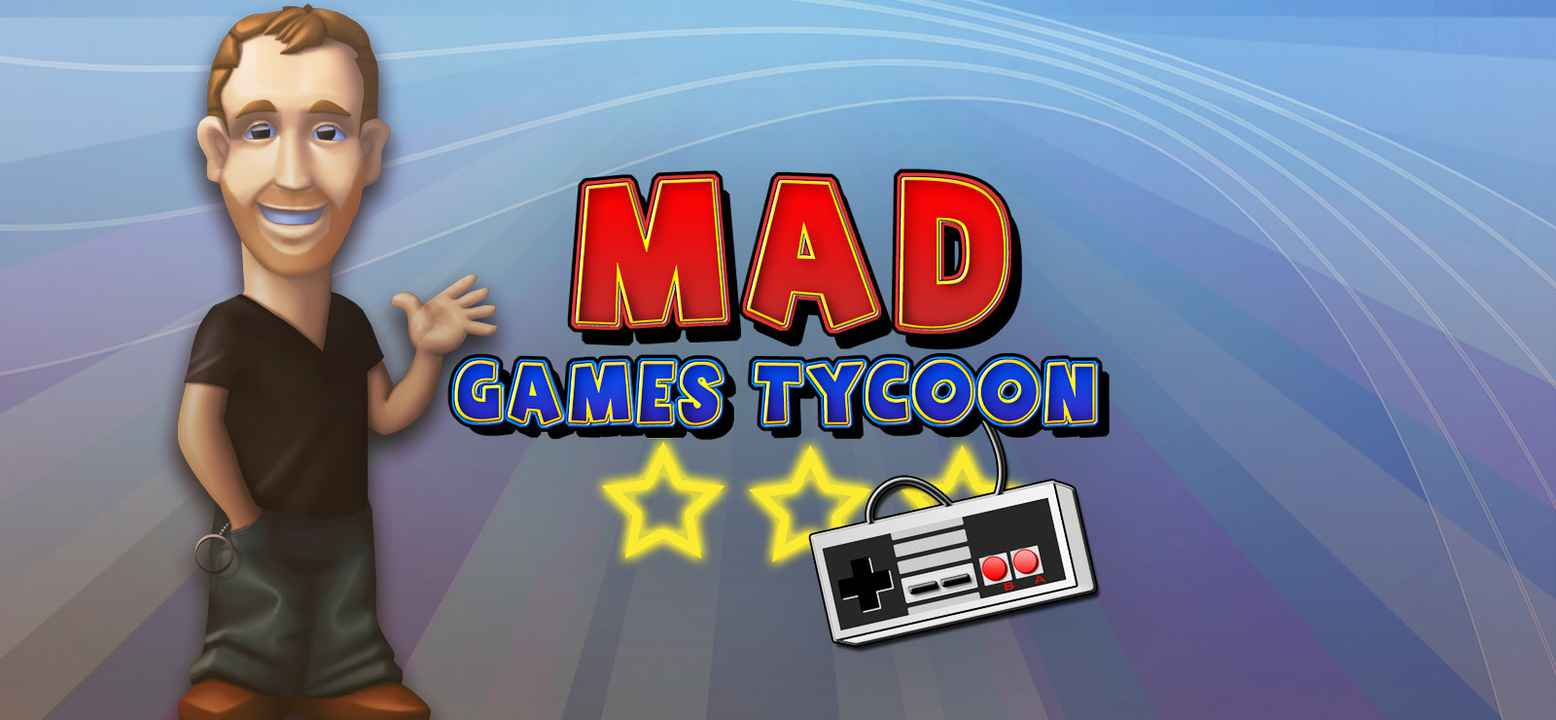 Mad Games Tycoon Thumbnail