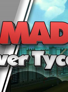 Mad Tower Tycoon Key Art