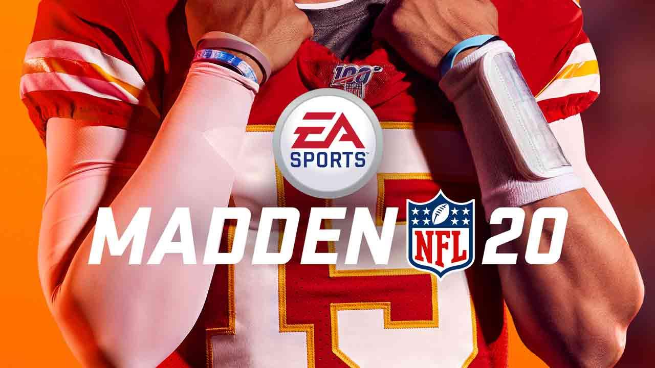 Madden NFL 20 Background Image