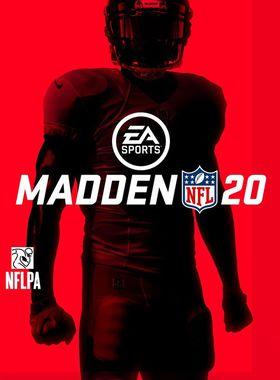 Madden NFL 20 Key Art