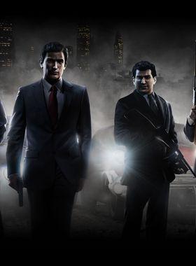 Mafia 2 Key Art