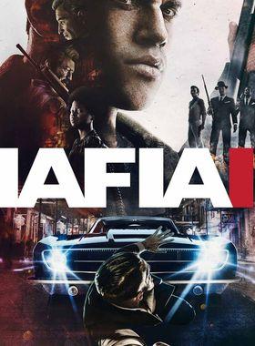 Mafia 3 Key Art