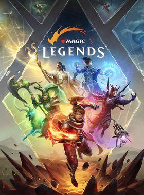 Magic: Legends Key Art