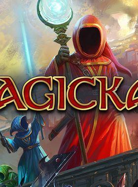 Magicka 2 Key Art