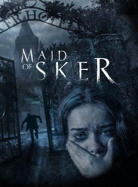 Maid of Sker Key Art