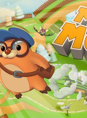 Mail Mole Key Art