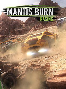 Mantis Burn Racing Key Art