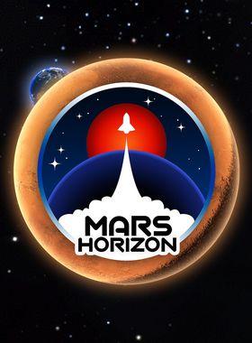 Mars Horizon Key Art
