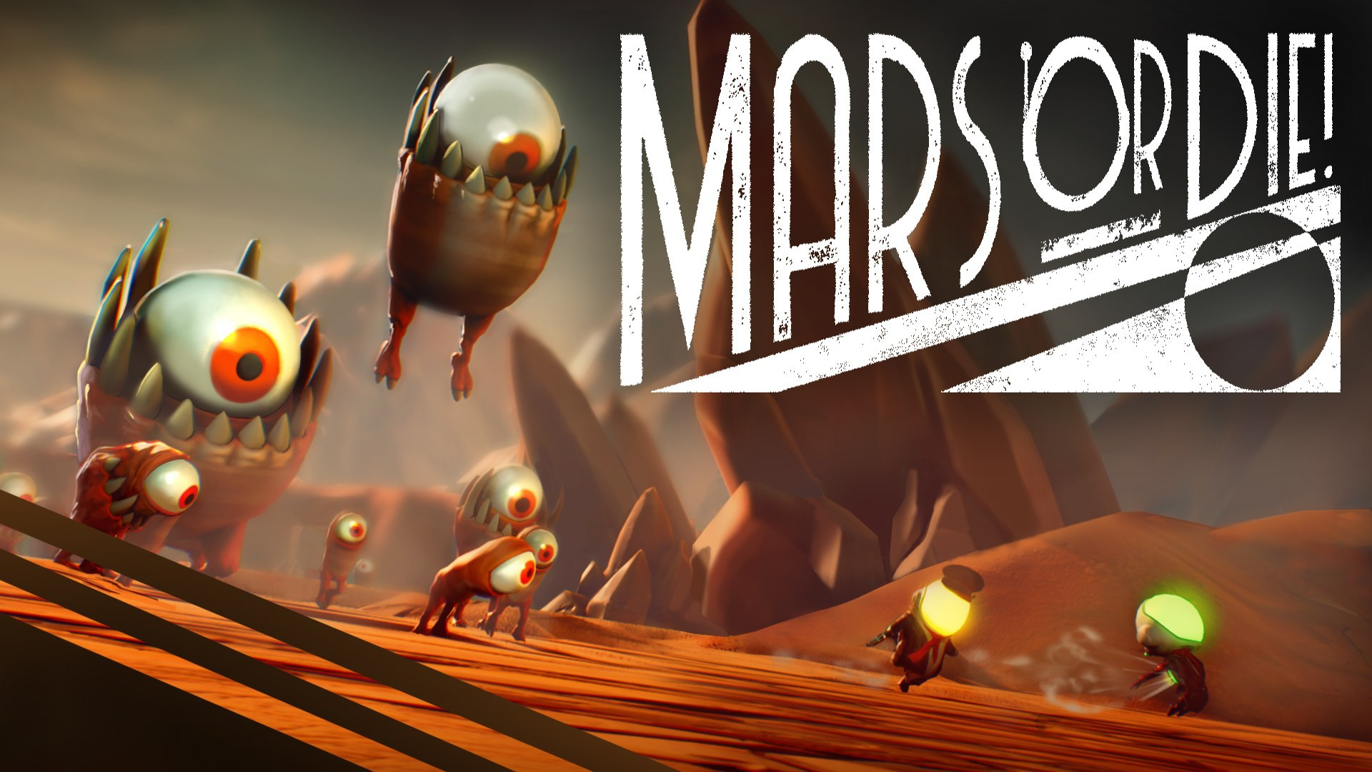 Mars or Die! Video