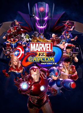 Marvel Vs. Capcom: Infinite Key Art