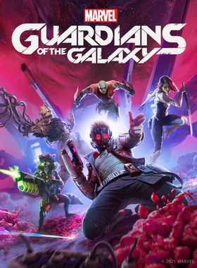 Marvel's Guardians of the Galaxy Key Art