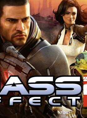 Mass Effect 2 Key Art