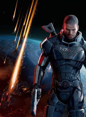 Mass Effect 3 Key Art