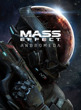 Mass Effect Andromeda Key Art