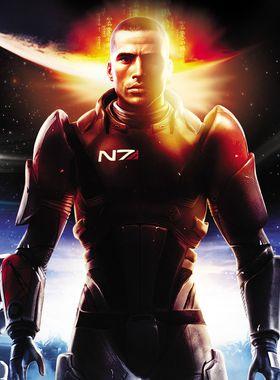 Mass Effect Key Art