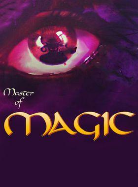 Master of Magic Key Art