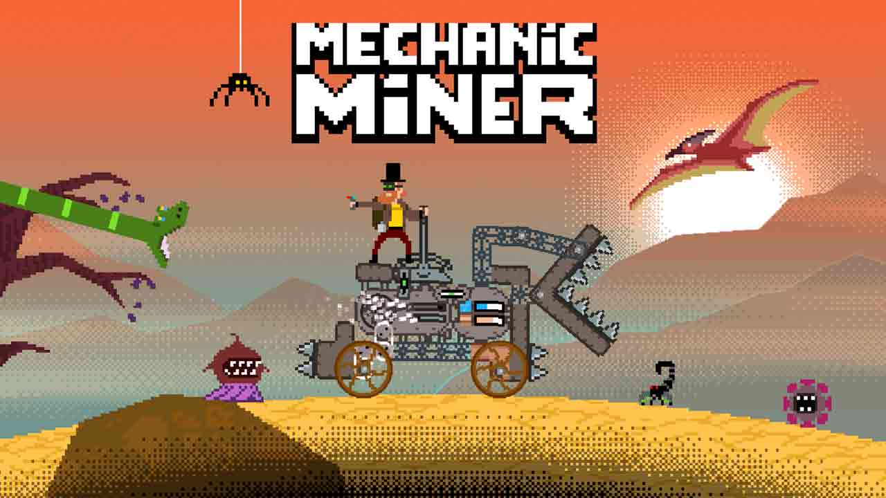 Mechanic Miner Thumbnail