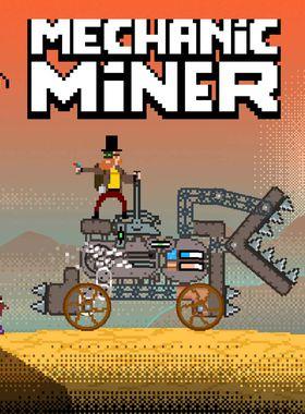 Mechanic Miner Key Art